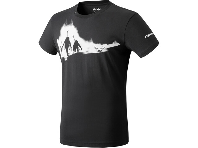 Dynafit M's Graphic CO SS Tee Black Out/Ascent
